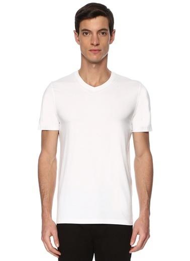 George Hogg Tişört Beyaz